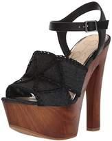 Jessica Simpson Women's Dezzie Heeled Sandal