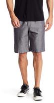 Vince Mateo Linen Blend Shorts