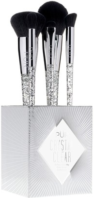 Pur Crystal Clear 5 Piece Brush Set