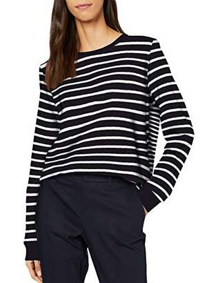 S'Oliver Women's 14.001.31.6981 Long Sleeve Top,10 (Size: )