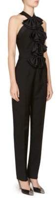 Givenchy Triple-Bow Jumpsuit