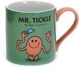 Mr Men Mr Tickle Mug, Green