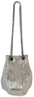 Whiting & Davis Metal Mesh Bucket Bag