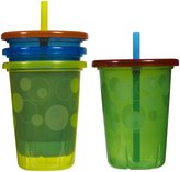 The First Years Take & Toss Straw Cup - Assorted Colors/Styles - 10 oz - 4 ct