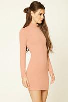 Forever 21 FOREVER 21+ Turtleneck Mini Dress