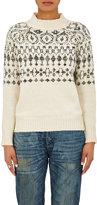 NSF Women's Matilde Cotton-Wool Sweater-IVORY