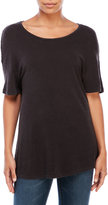Earnest Sewn Kelly Silk Knit T-Shirt