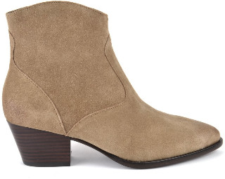 Taupe Ankle Boots | Save up to 50% off