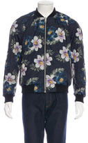 Dries Van Noten Quilted Reversible Bomber Jacket w/ Tags