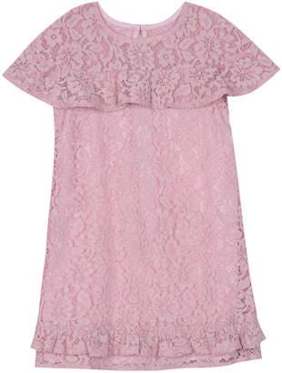 Pastourelle Ruffled Dress