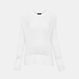 Theory Cotton Nylon Karenia Sweater