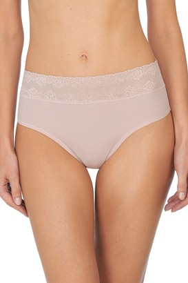 Natori Bliss Perfection One-Size High Rise Thong