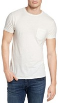 Scotch & Soda Men's Slub Linen T-Shirt
