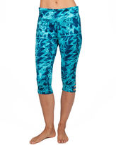 Jockey Tribal Lattice Capri Pants