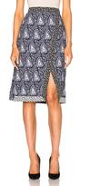 Altuzarra Jude Printed Skirt