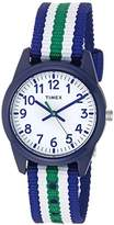 Timex Boys TW7C10000 Time Machines Nylon Strap Watch