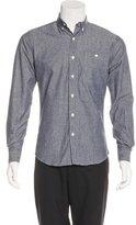 Patrik Ervell Chambray Button-Up Shirt
