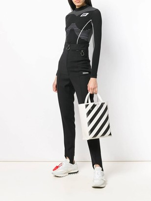 Off-White Stirrup Ankle Pants