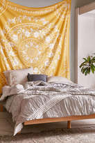 Urban Outfitters Sketched Floral Medallion Tapestry