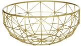 Amalfi by Rangoni Meknes Round Basket 30cm