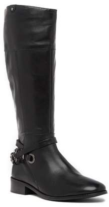 Seychelles Resin Knee High Leather Boot