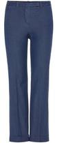 Loro Piana Hayden cotton trousers