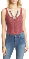 Free People Piece Dye Lace Camisole