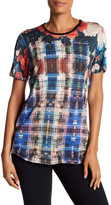 Robert Graham Enya Print Silk & Wool Tee