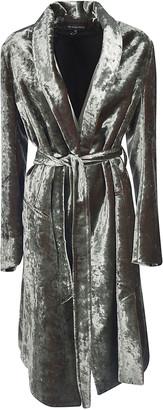 Ann Demeulemeester Tie-waist Coat