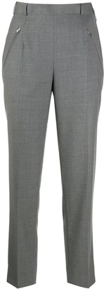Maison Margiela High-Rise Tailored Trousers