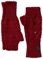 Vince Camuto Studded Arm Warmer Fingerless Gloves