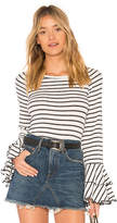 Free People Good Find Stripe Tee