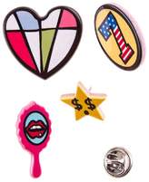 Americana Assorted Pin Sets, Variety of style to choose from