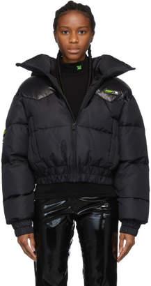 Misbhv Black Down Europa Jacket