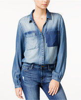 William Rast Joplin Denim Shirt