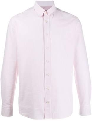 Hackett slim-fit striped shirt