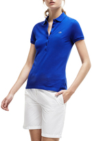 Lacoste Slim Fit 5 Button Basic Polo
