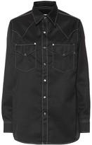 Eytys Sierra Cali cotton-blend shirt