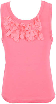 E-Land Kids E Land Flower Tank Top