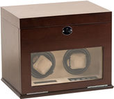 Asstd National Brand Hives and Honey Colton Watch Winder and Valet Jewelry Box