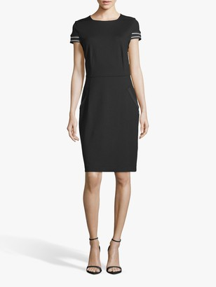 Betty & Co Jersey Shift Dress, Black