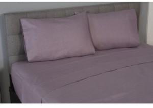 Spectrum Home True Stuff King Flat Sheet Bedding