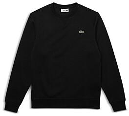 Lacoste Cotton Blend V Stitched Regular Fit Sweatshirt