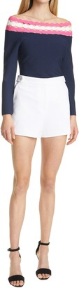 Milly Aria Cady Shorts