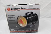 Comfort Zone Forced Air Contractor Grade Propane Heater 35,000 BTUs