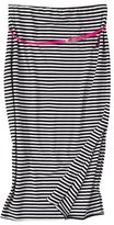 Mossimo Women's Plus-Size Side-Slit Maxi Skirt - Assorted Stripe