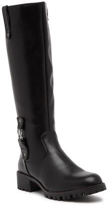 Aquatherm By Santana Canada Betty Waterproof Faux Fur Lined Knee-High Boot