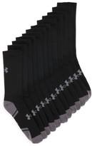 Under Armour Men's Resistor 3.0 6-Pack Crew Socks