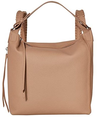 AllSaints Kita Small Backpack (Nude Pink) Backpack Bags