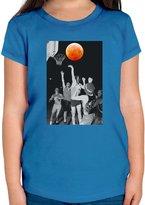 Bang Bangin Space Basketball Girls T-shirt